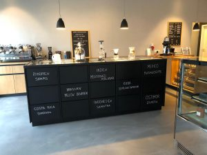Kaffeetresen