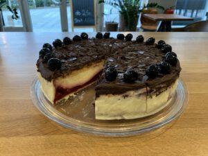 Kirsche-Schmand-Torte