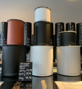 AIRSCAPE Kaffeedosen